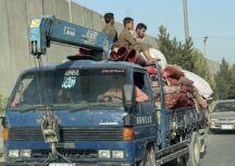 Calamitatea americano-afgană