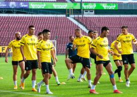 Ce spune Denis Alibec după ce a marcat primul său gol pentru campioana României: CFR Cluj e cea mai mare echipă din țară