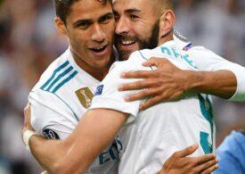 Karim Benzema spune adio celor de la Real Madrid