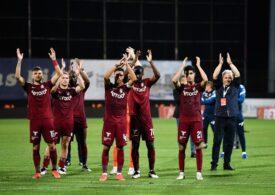 Care sunt posibilele adversare ale lui CFR Cluj din play-off-ul Champions League, dacă ardelenii trec de Young Boys