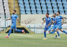Liga 1: Dinamo pierde pentru a doua oară în acest sezon, în deplasare la Chindia