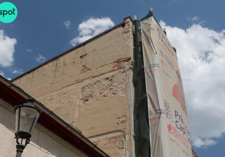 Sute de clădiri riscă să cadă la cutremur, în Bucureşti. La ce se lucrează și ce șantiere se deschid la toamnă