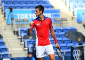 Reacția lui Novak Djokovici după criza de nervi avută în finala pentru bronz de la Jocurile Olimpice