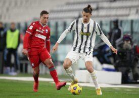 Juventus îi va hotărî în câteva zile soarta lui Radu Drăgușin. Poate fi coleg cu un alt român în Serie A