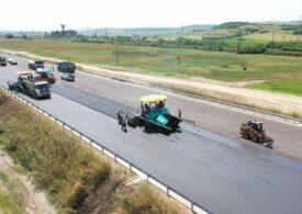 Tot mai aproape să circulăm pe autostradă de la Sibiu la Cluj-Napoca: Mesajul ministrului Drulă (Foto)