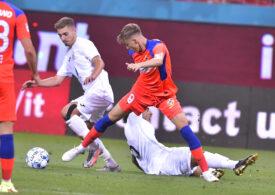 Liga 1: Rapid învinge FCSB în marele derbi cu un autogol al lui Vinicius și cu foarte mulți nervi pe teren