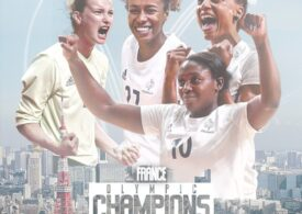 Franța e regina handbalului mondial. A câștigat și titlul olimpic la feminin după o revanșă în fața Rusiei