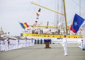 Ziua Marinei, celebrată în mai multe orașe din țară. Iohannis se duce duminică în Constanța