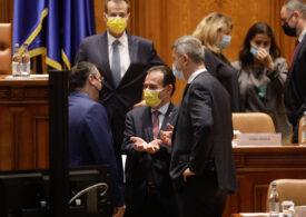 Orban spune cum merg discuțiile cu USR PLUS pentru programul Anghel Saligny: Avem răbdare să vină cu toate observaţiile
