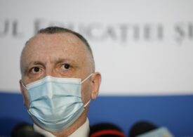 Cîmpeanu: Bucureștiul va ajunge la rata de infectare de 6 la mie - moment în care școlile se închid - în octombrie