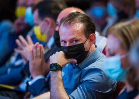Un liberal cere în instanță ca Florin Cîțu să nu aibă voie să candideze la șefia PNL