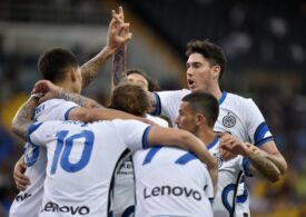 Parma, cu românul Dennis Man titular, pierde un amical de lux cu Inter Milano (Video)