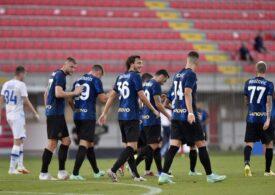 Amical de gală pierdut de echipa lui Mircea Lucescu contra marelui Inter (Video)