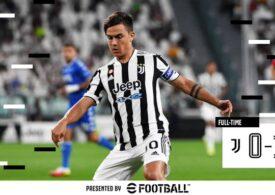 Juventus, de nerecunoscut după plecarea lui Ronaldo. A fost învinsă de Empoli pe teren propriu în Serie A (Video)