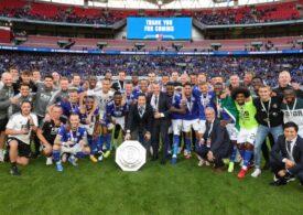 Manchester City a pierdut Supercupa Angliei disputată cu Leicester. Debut de coşmar pentru Jack Grealish