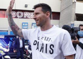 Cum a ajuns transferul lui Leo Messi la PSG să îi umple conturile fostului mare baschetbalist Michael Jordan