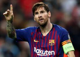 Suporterii Barcelonei încearcă să oprească transferul lui Messi la PSG cu orice preț și amenință că vor bloca mutarea în instanță