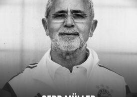 Prima reacție a echipei Bayern Munchen după moartea lui Gerd Muller: Va rămâne întotdeauna parte a istoriei clubului