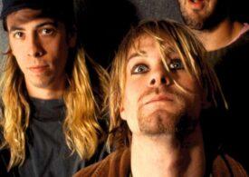 Trupa Nirvana a fost dată în judecată pentru pornografie infantilă