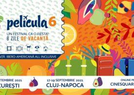 A 6-a ediție a festivalului de film Película, în septembrie la București și la Cluj