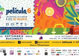 S-au pus în vânzare biletele la Película #6, singurul festival de film și cultură ibero-americană din România
