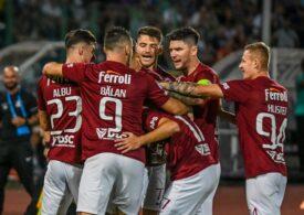 Liga 1: Rapid bifează o nouă victorie