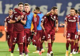CFR Cluj, în Conference League: Ce post TV transmite meciul cu Randers
