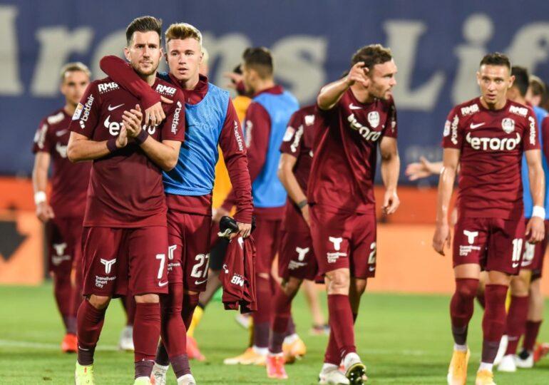 Decizia luată de FRF după ce CFR Cluj a fost reclamată de FC Botoșani