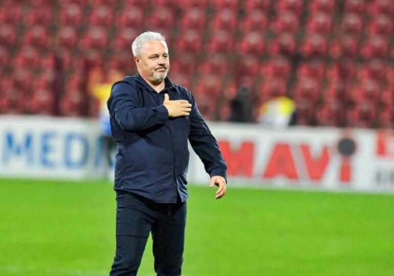 CFR Cluj, comunicat oficial despre situația lui Marius Șumudică