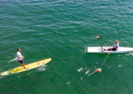Canotajul de mare a fost lansat oficial in România