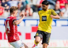 Borussia Dortmund se împiedică în Bundesliga