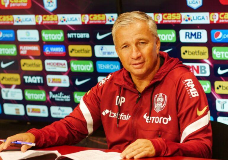 Primele nemulțumiri ale lui Nelu Varga la adresa lui Dan Petrescu - ce i-a cerut antrenorului