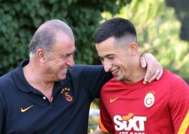 Galatasaray anunță suma reală plătită pentru transferul lui Moruțan