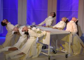 """Spectacolul """"Hoţul de mărgăritare"""" se joacă la Teatrul de vară Herăstrău, pe 13 august"""