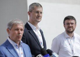 USR PLUS a adoptat o rezoluţie privind reanalizarea condiţiilor de funcţionare a coaliţiei de guvernare