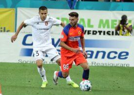 Liga 1: Ianis Stoica o salvează pe FCSB de la o nouă înfrângere usturătoare