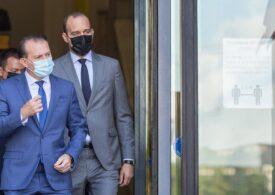 Florin Cîţu, despre gafa ministrului de Finanțe: Era optimist, vedea în viitor cât o să fie salariul minim