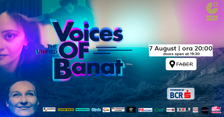 Vocile Unite ale Banatului, o fereastră spre multiculturalitatea muzicală din Banat