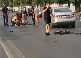 Motociclistul care a agresat un tânăr pe trotinetă e reţinut pentru omor. Procurorii prezintă filmul unei şicanări mortale în trafic
