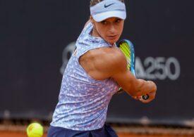 Zi neagră pentru tenismenele române la turneul WTA de la Cluj-Napoca