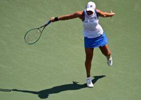 Ashleigh Barty a câștigat turneul de la Cincinnati