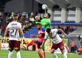 Rapid continuă să impresioneze în Liga 1