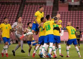 JO 2020 | Brazilia - Spania, finala turneului de fotbal
