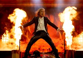 Solistul Iron Maiden are Covid-19: Dacă nu aş fi fost vaccinat, aş fi avut probleme serioase