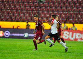 Conference League: CFR Cluj remizează cu Randers