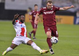 CFR Cluj a fost eliminată din Europa League