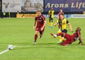 CFR Cluj, învinsă de Alkmaar în Conference League