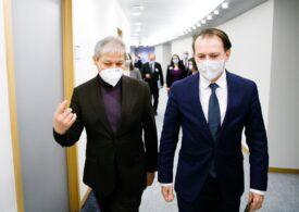 Cioloş se va întâlni miercuri doar cu preşedinţii partidelor care au fost în coaliţie, fără echipele de negociere. A fost propunerea lui Cîțu