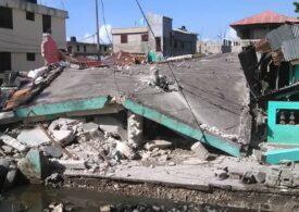 Bilanţul cutremurului din Haiti a ajuns la 724 de morți și 2.800 de răniți. De luni vine furtuna tropicală