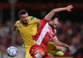 Liga 1   Dinamo pierde pe teren propriu